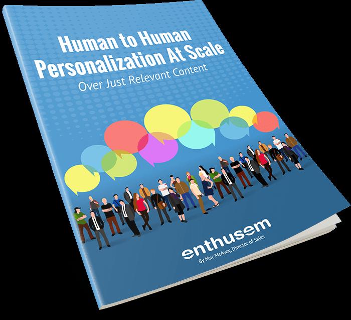 Human to Human Personalization Whitepaper