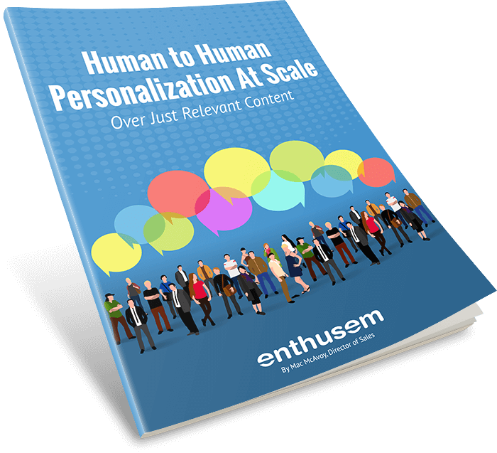 Human to Human Personalization Whitepaper